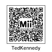 QR Code for Ted Kennedy by Mike 4