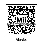 QR Code for Melpomene & Thalia by NAMWHO