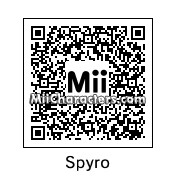 QR Code for Spyro by Sukiona