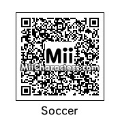 QR Code for Soccer by Boogy Man