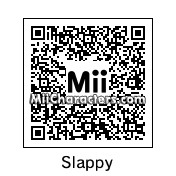 QR Code for Slappy the Dummy by slappy