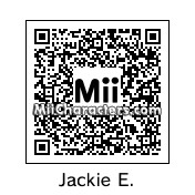 QR Code for Jackie Evancho by pokeMaster