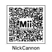 QR Code for Nick Cannon by pokeMaster