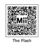 QR Code for The Flash by ROB KNAPP