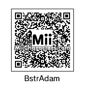 QR Code for Adam Savage by Tocci