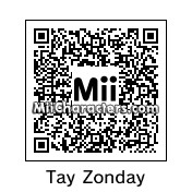QR Code for Tay Zonday by Cobra