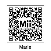 QR Code for Marie Antoinette by Shawna*