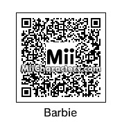 QR Code for Barbie Doll by Gui