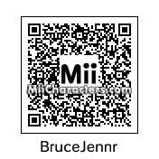 QR Code for Bruce Jenner by David