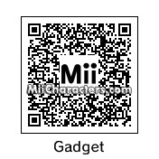 QR Code for Inspector Gadget by kiko2