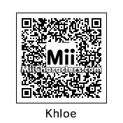 QR Code for Khloe Kardashian by Olivia