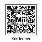QR Code for Kris Jenner by Lindsay