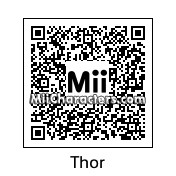 QR Code for Thor by d phoenix
