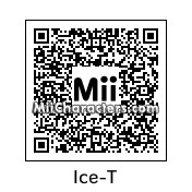 QR Code for Ice-T by Bradwii