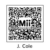 QR Code for J. Cole by J. Cole