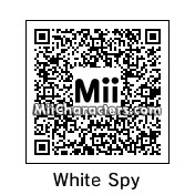 QR Code for White Spy by Woodstock