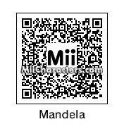 QR Code for Nelson Mandela by Double *