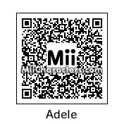 QR Code for Adele by Chris