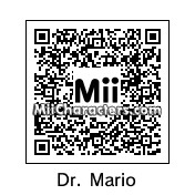 QR Code for Dr. Mario by Juggenaut