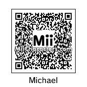 QR Code for Michael Jackson by celery