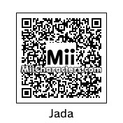QR Code for Jada Pinkett Smith by Double *