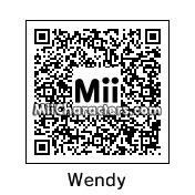 QR Code for Wendy Williams by Tom
