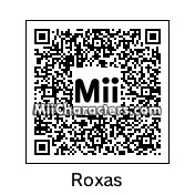 QR Code for Roxas by LightMidna