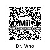 QR Code for Dr. Who by Peachy Pie