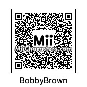 QR Code for Bobby Brown by deez