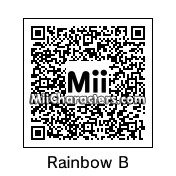 QR Code for Rainbow Bright by Mel