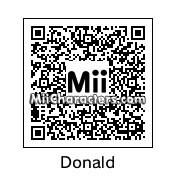 QR Code for Donald Glover by Dann