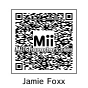 QR Code for Jamie Foxx by Ajay