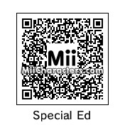 QR Code for Special Ed by Daffy Duck
