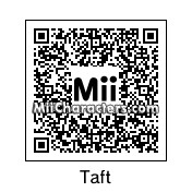 QR Code for William Howard Taft by TJefferson