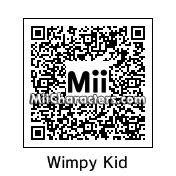 QR Code for Greg Heffley by fish