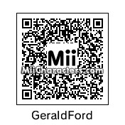 QR Code for Gerald Ford by Russnoob