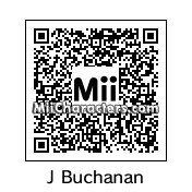 QR Code for James Buchanan by Russnoob