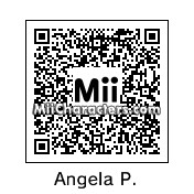 QR Code for Angela Petrelli by rababob