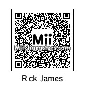 QR Code for Rick James by Daffy Duck