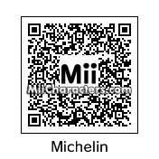 QR Code for The Michelin Man by Daffy Duck