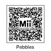 QR Code for Pebbles Flintstone by Daffy Duck