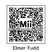 QR Code for Elmer Fudd by SoopaKoopa
