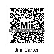 QR Code for Jimmy Carter by Russnoob