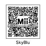 QR Code for SkyBlu by D