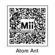 QR Code for Atom Ant by LYJ12
