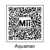 QR Code for Aquaman by Dark Rider
