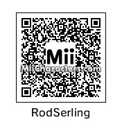 QR Code for Rod Serling by Daffy Duck