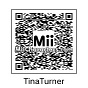 QR Code for Tina Turner by Daffy Duck