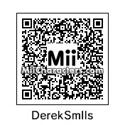 QR Code for Derek Smalls by Dann