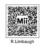 QR Code for Rush Limbaugh by NuCreat